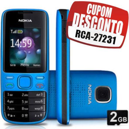 Cupom Efácil - Celular Nokia 2690
