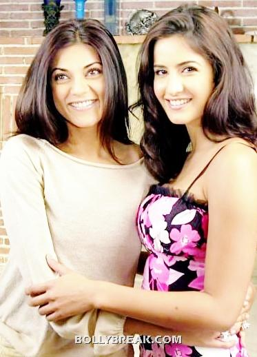 Sushmita Sen  and Katrina Kaif  - (2) - Sushmita Sen or Katrina Kaif? Who is more Gorgeous?