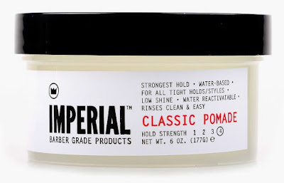 Kemasan Baru Imperial Barber Products Classic Pomade for Hair