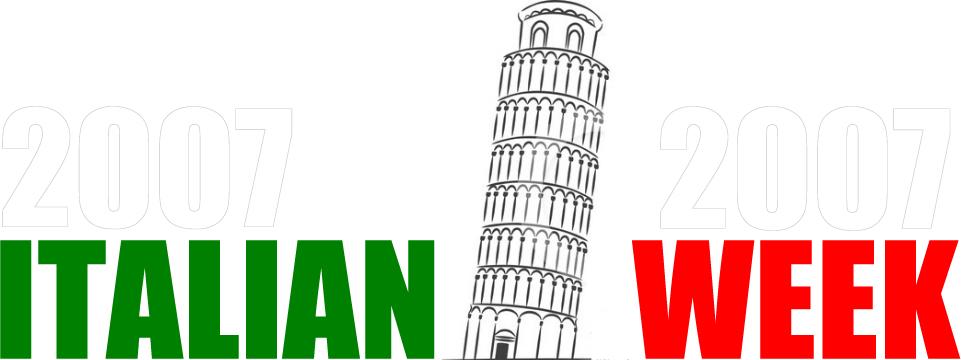Italian Week 2007
