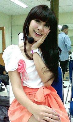 foto Anisa Cherry Belle (Icha Chibi)