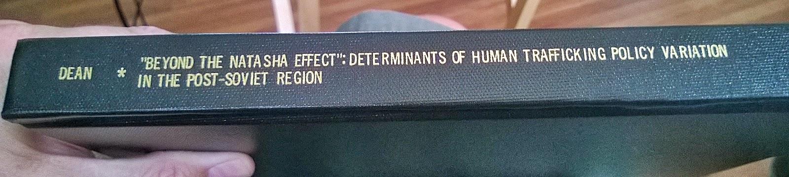 Copy Of Dissertation