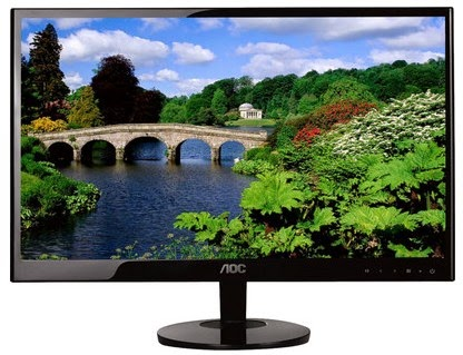 AOC 20 Inch LED Monitor (E2050S) Price, Specification & Review