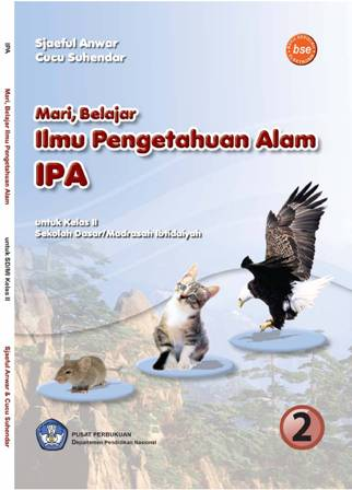 Mari, Belajar Ilmu Pengetahuan Alam IPA 2