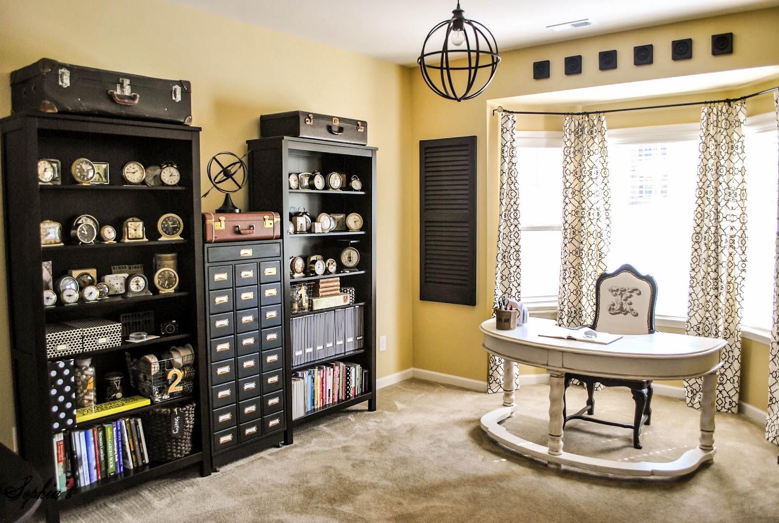 Craft Room   Office Reveal