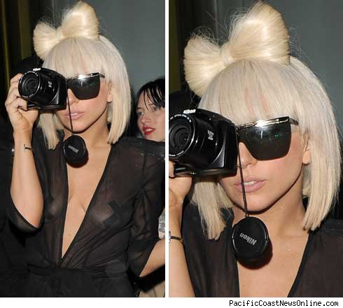 lady gaga short hairstyles