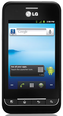 LG Optimus 2 AS680