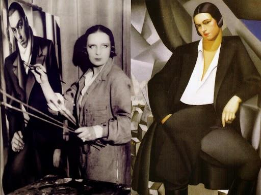 Apre il 19 marzo 2015 la mostra torinese dedicata a Tamara de Lempicka