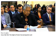 VIDEO Congressional hearing: Save Oak Flat, Sacred Places