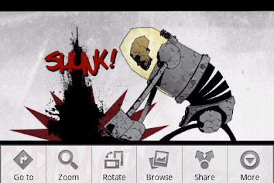 Droid Comic Viewer para Android