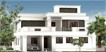 Flat Roof Home Design Plans