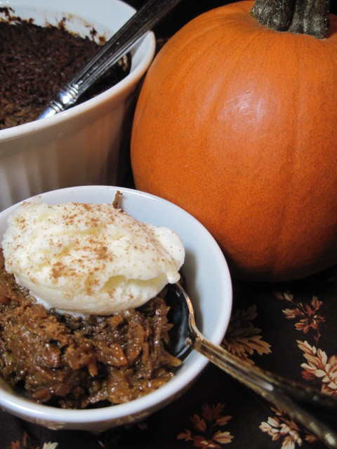 Old-Fashioned Grated Sweet Potato Pudding - Kudos Kitchen by Renée