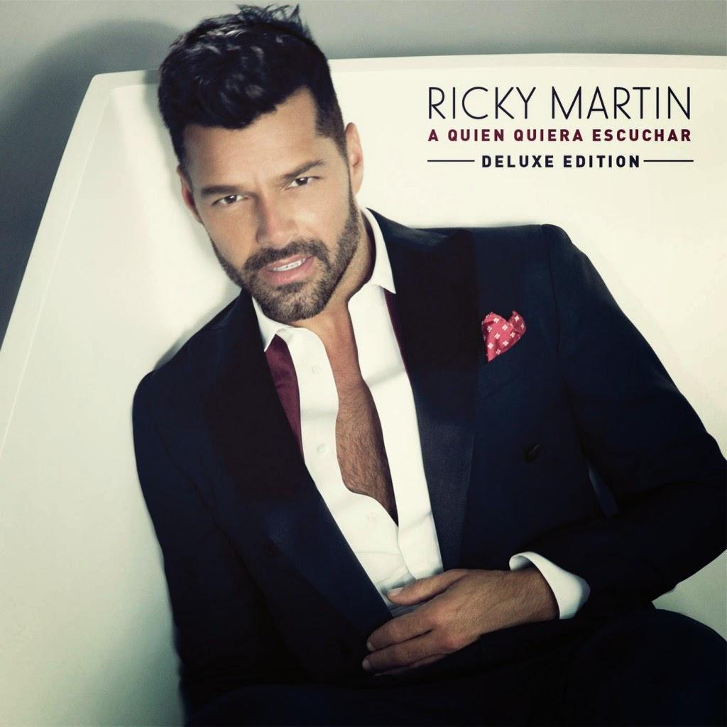 de canciones traducidas de ricky martin: