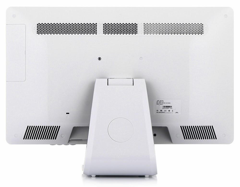 задняя сторона моноблока MicroXperts M400-01