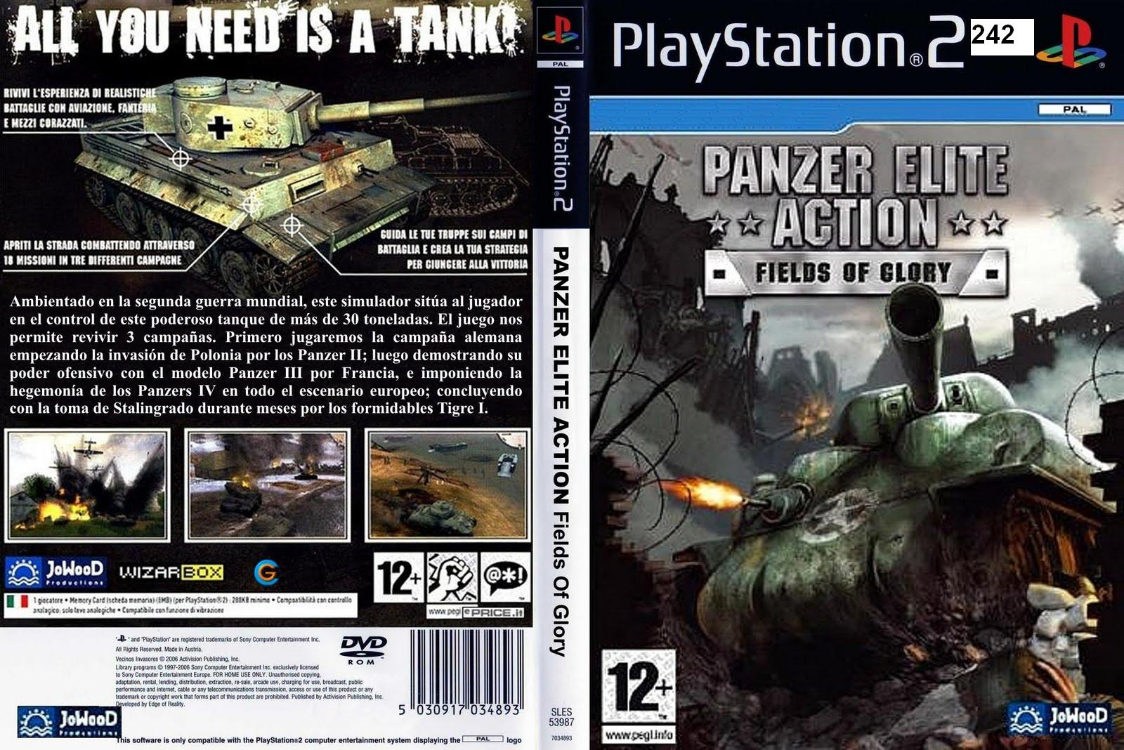 Panzer elite action fields of glory pc review