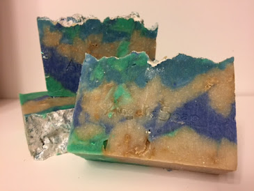 Mermaid Organic Shea Butter Soap