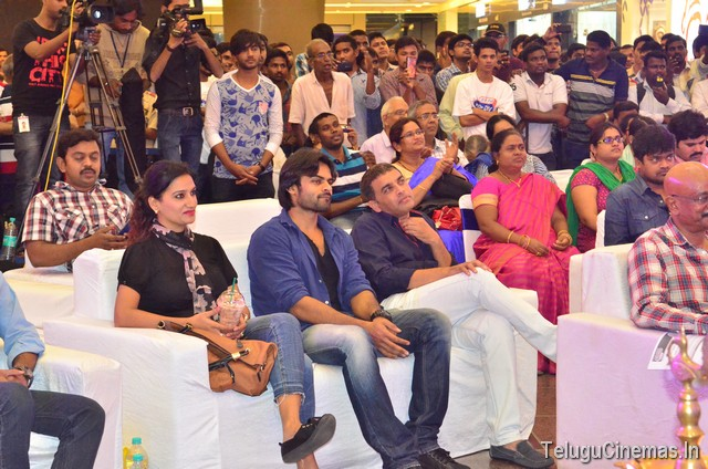 Sai Dharam Tej - Harish Shankar at Radio City Supersinger Event for Subramanyam for Sale Subramanyam for Sale Team at Radio City Super Singer Event
