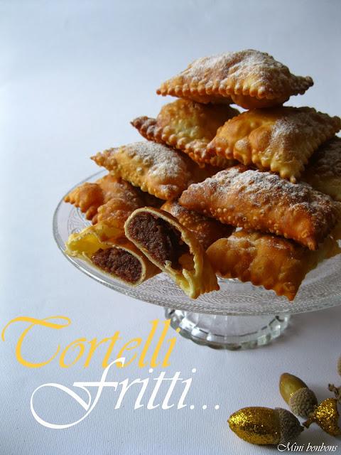 tortelli fritti dolci