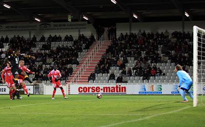 Ajaccio 2 - 3 Lille (2)