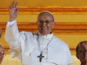 Os anuncio una gran alegría: Francisco, Papa papa francisco