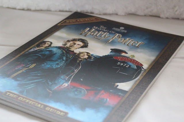 The official guide of Harry potter book