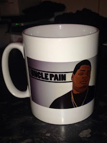 Uncle Pain Mugs £7.00