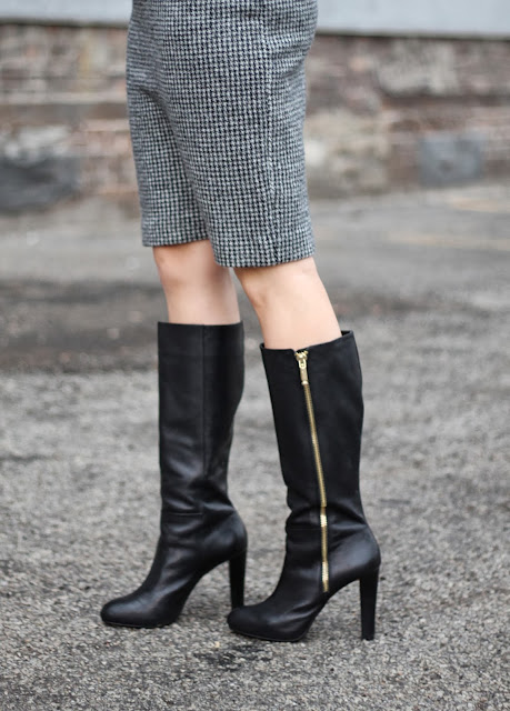 black, banana, republic, boots