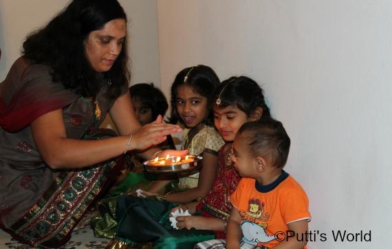 Sankranti Pongal Kids Bor Nahan Bhogi Pallu