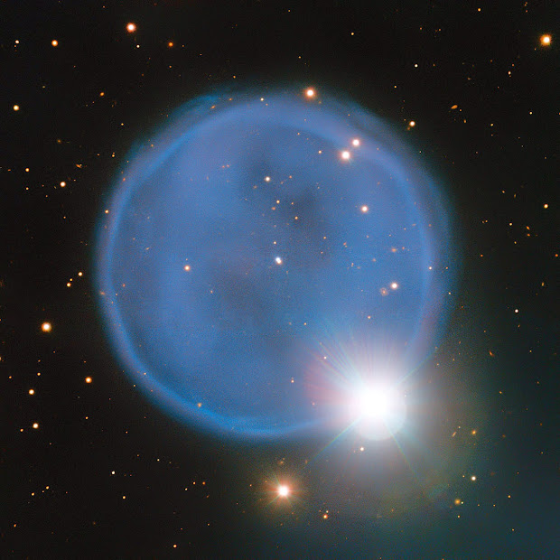Planetary Nebula Abell 33