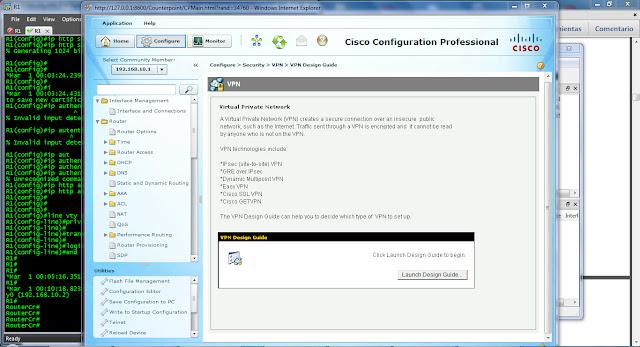 Install Cisco Configuration Professional (CCP) in Windows 10