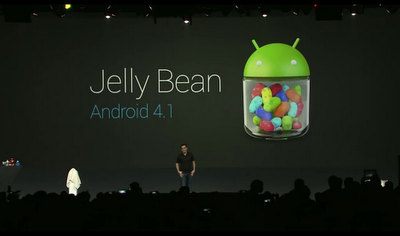 Android Fragmentation Jelly Bean