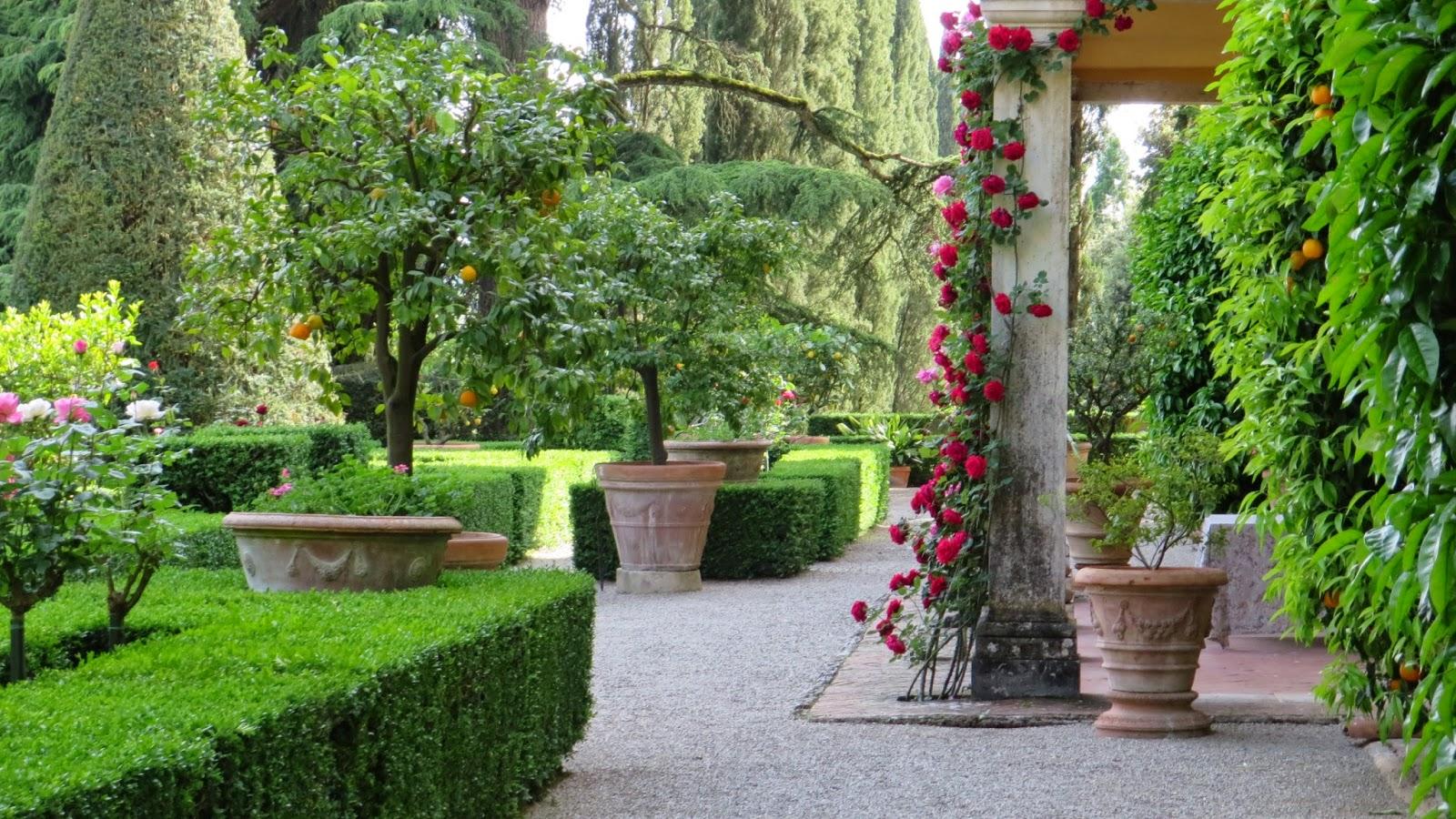 Hortibus voyage art et jardins en toscane groupe for Jardin de toscane