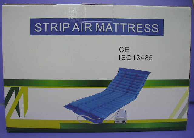 1.Cell type ripple mattress 條状预防褥瘡床墊
