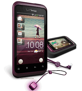 HTC Rhyme CDMA version 2012