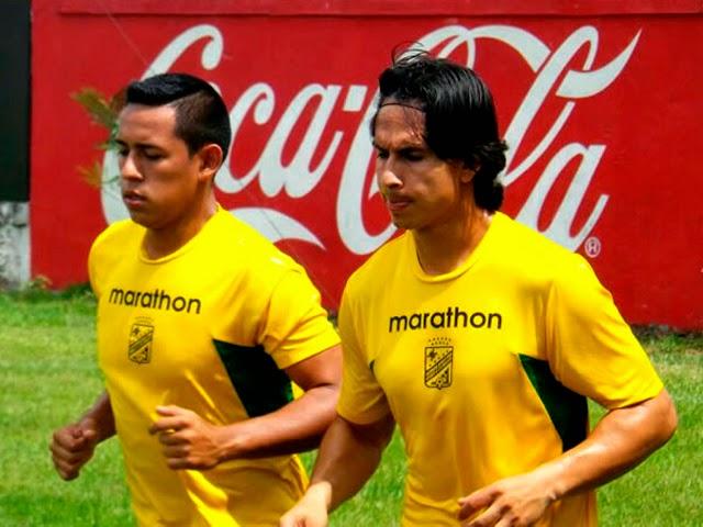 Oriente Petrolero - Marvin Bejarano - Rodrigo Vargas - DaleOoo.com página del club Oriente Petrolero