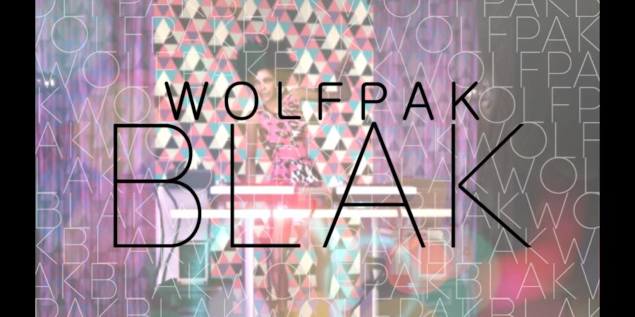 WOLFPAK BLAK