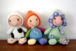 Sock Monkey Sackboy Free Crochet Pattern ~ Amigurumi To Go