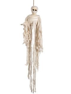 halloweenpynt mumie