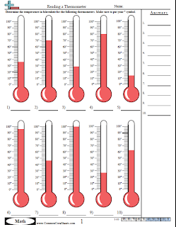 Thermometer worksheet first grade thermometer worksheet first grade temperature these works ibookread Download