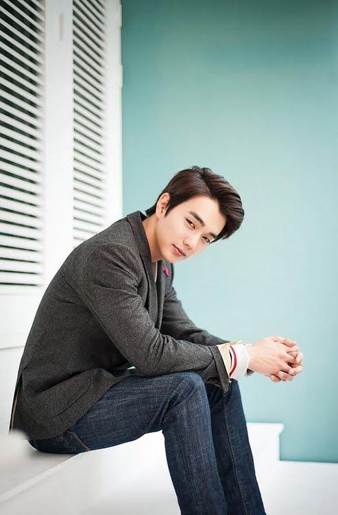 8) Yoo Seung Ho