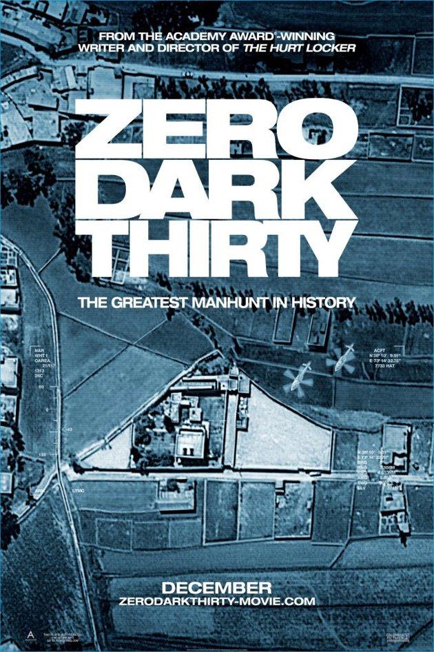 ตัวอย่างหนังใหม่ : Zero Dark Thirty (ยุทธการถล่มบินลาเด็น) ซับไทย