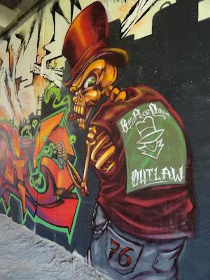 Aien - graffiti