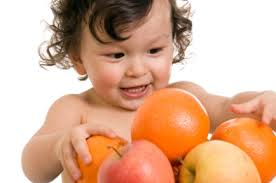 Buah Buahan Yang Elok untuk Bayi