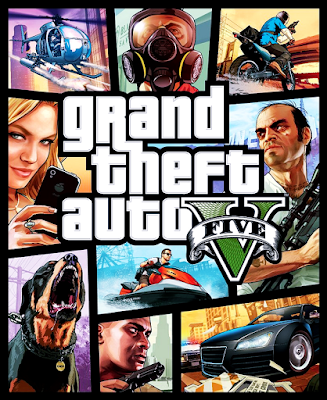 Grand Theft Auto V + RELOADED Cover