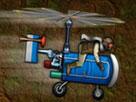 Yeraltı Helikopteri Oyunu