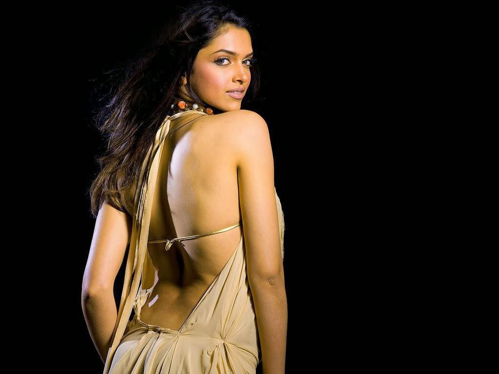 Deepika Padukone Hottest backless Dresses