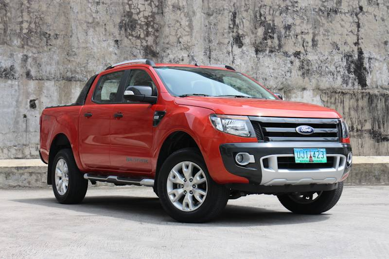 2013 Ford Ranger Wildtrak http://www.carguide.ph/2013/07/review-2013