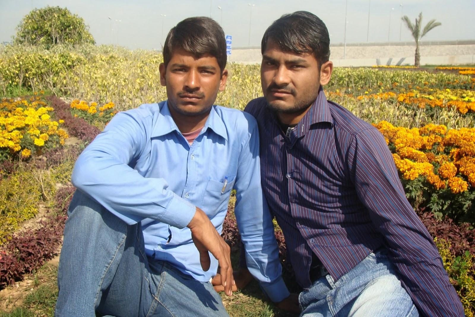 Mehboob Ashraf and Habib Ashraf