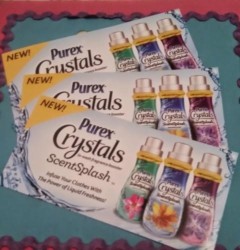purex crystals scentsplash coupons