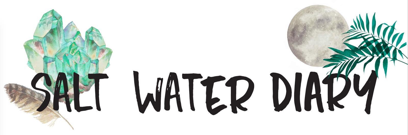 Salt Water Diary